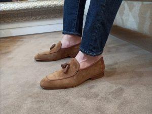 Loafer – Camel