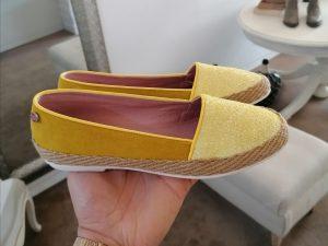 Espadrille – Yellow